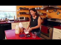 Aromatherapy Recipes:  All-Natural Bathroom Scrub with Essential Oils   Watch this video YouTube and see how easy it is to make an all natural cleaner for the bathroom!