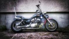 My ride, Yamaha Virago Xv250