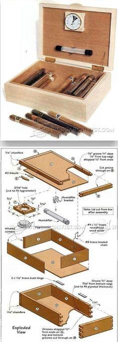 Humidor Einrichten how to build a humidor in 12 easy steps cheaphumidors holzwerken