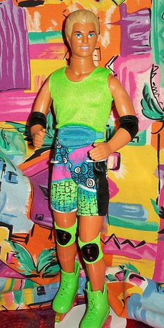 Rollerblade barbie from the 90's - Google Search