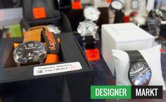 Superdry Armbanduhr für Herren in Echtleder