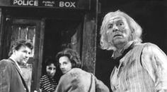 Ian Chesterton, Susan Foreman, Barbara Wright and the First Doctor #doctorwho