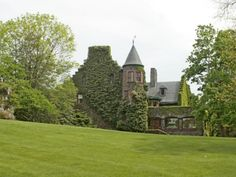 Lord's Castle in the village of Piermont in Rockland County, NY: It was built in 1892 by McKim Mead & White, and was for sale in 2013 for $5.5 million.