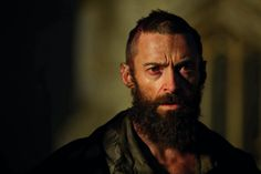 Hugh Jackman uses his Broadway-tested voice to give life to reformed criminal Jean Valjean in an epic adaptation of the stage musical Les Miserables. Jean Valjean, Victor Hugo, Les Miserables Movie, Les Miserables 2012, Sacha Baron Cohen, Helena Bonham Carter, Aretha Franklin, Anne Hathaway, 2012 Movie
