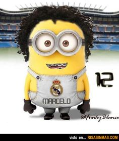 Minion de Marcelo.
