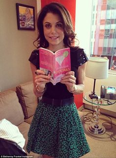 Bethenny Frankel shocks fans by posting a skinny picture #dailymail