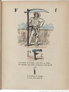 ABC Trim, alphabet enchanté.  [Illustrations nominale Bertall.]