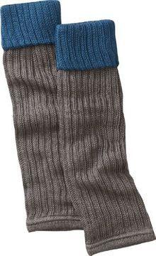 Color block leg warmer / ShopStyle(ショップスタイル):