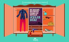 Dia de la Madre - Cordoba Shopping - Mi mamá es única como su estilo! Feliz Día!