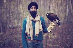 "Waris Ahluwalia (behind the scenes of the film ""Here"")"
