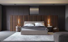 Vind afbeeldingen van minimalistische Slaapkamer door Aleksandra Kostyuchkova. Ontdek de mooiste foto's & inspiratie en creëer uw droomhuis.