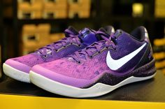 "Kobe 8 System - ""Purple Gradient"""