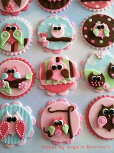 cup cakes buhos