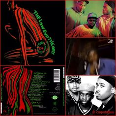 September 24, 1991 - A Tribe Called Quest released their second album The Low End Theory. The Low End Theory helped shape alternative hip hop in the 1990s. It established the musical, cultural, and historical link between hip hop and jazz. The album was considered an instant classic with a 5 mics rating in The Source. • THIS IS NOT MUSIC, THIS IS A TRIP: http://instagram.com/cmputrbluu - #thisdayinmusic