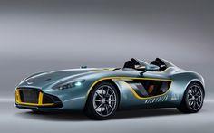 2013 Aston Martin CC100 Speedster Concept | HD Car Wallpaper