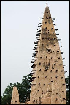 Architecture in Burkina Faso