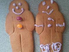 Gluten Free Gingerbread Men Added by laurensmith36