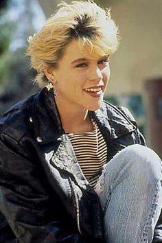 Christine Elise played Emily Valentine on Beverly Hills 90210