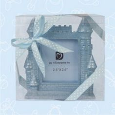 http://www.ohmyfavors.com/product/castle-picture-frame-favors-set-of-12-2-50-per-item/