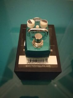 Hotone Trem Opto Tremolo Guitar Effects Pedal, pretty much new