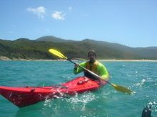 Kayaking - Wikipedia, the free encyclopedia