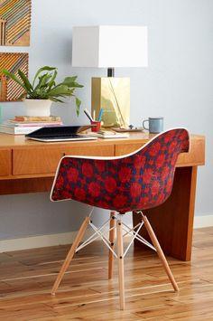 DIY ModPodge Chair