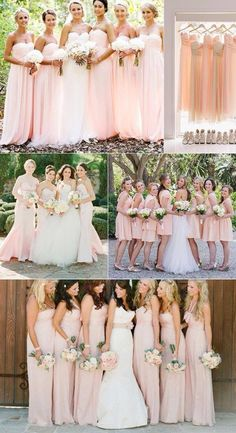Pretty pink wedding inspiration