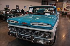 1961 Chevrolet Apache  Maintenance of old vehicles: the material for new cogs/casters/gears/pads could be cast polyamide which I (Cast polyamide) can produce. My contact: tatjana.alic14@gmail.com