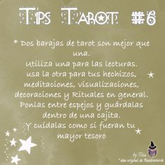 Tarot Tips 6 | Tilia's Blog
