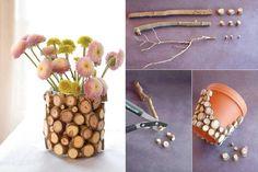 vasi per piante fai da te - Cerca con Google