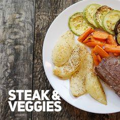 c5abd258d6  healthymeals  healthyrecipes  healthyfood  mealprep  dietandnutrition   steak veggies  fitonomy  kitchen