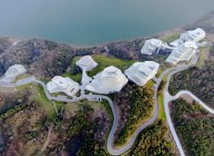 Huangshan Mountain Village / MAD Architects