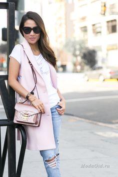 Уличная мода: Стильная Венди (Wendy Nguyen): новые осенние look'и 2015