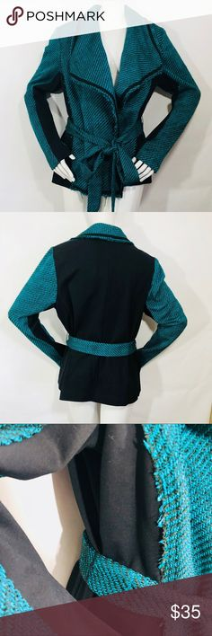 Lane Bryant Tweed Jacket *Great Stretch  *Side panels have elastic for great mobility  * NWT *Lane Bryant Size 14/16 Lane Bryant Jackets & Coats
