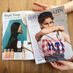 Die Genießer in ZEITmagazin for the 2nd time ✌️#internationalissue