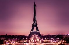 If its romance that you're looking for, then there's just no beating an Autumn city break in Paris - The classic city break destination. Torre Eiffel Paris, Paris Eiffel Tower, Paris Rosa, Paris Quotes, Eiffel Tower At Night, Best Honeymoon Destinations, Paris At Night, Paris Photography, City Break