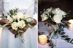 wedding provence style- olive