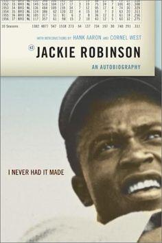 Jackie robinson i never had it made