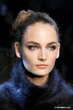 Zuzanna Bijoch  at Alexandre Vauthier Haute Couture Fall-Winter/2013