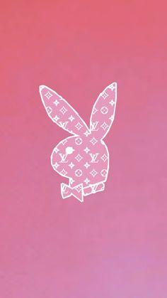 Bad Girl Wallpaper, Pink Wallpaper Iphone, Cool Wallpaper, Mobile Wallpaper, Wallpaper Backgrounds, Playboy Tattoo, Playboy Logo, Dope Cartoons, Dope Cartoon Art