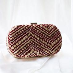 Bridesmaid Bags, Handbag Stores, Desi Wedding, Beautiful Cakes, Quilting Designs, Fashion Accessories, Coin Purse, Clutch Handbags, Girly