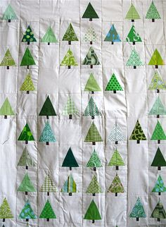 Possible Christmas quilt