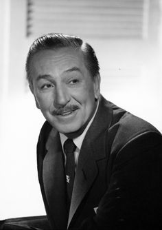 Walt Disney in a promotional photo.