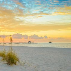 Gulfport, Mississippi: White sands, the glistening Gulf of Mexico, and a family-friendly attitude make this Mississippi's best beach, which has returned with determination from the ravages of Hurricane Katrina. Coastalliving.com
