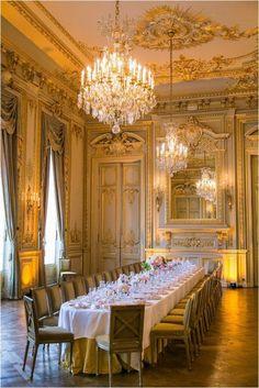 ~ Black Tie Affair ~ .....elegant dining