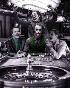 Le Joker Batman, Batman Joker Wallpaper, Der Joker, Joker Iphone Wallpaper, Heath Ledger Joker, Joker Wallpapers, Joker And Harley Quinn, Batman Comics, Gotham Batman