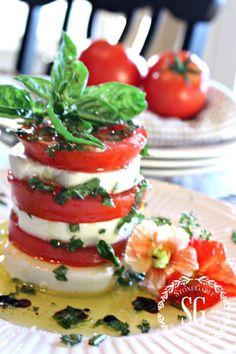 GARDEN TO TABLE AT STONEGABLE… 10 FARM FRESH SUMMER RECIPES!