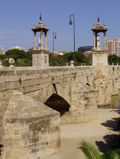 Valencia: Puente del mar