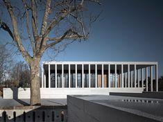 Museum of Modern Literature, Marbach. David Chipperfield.