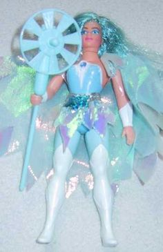 Frosta-She-Ra.  I had her only because she had blue hair.